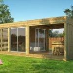 Idée maison cube : hébergement insolite