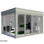 Bureau de Jardin : réalisation