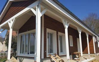 Construction bois de maison ossature bois
