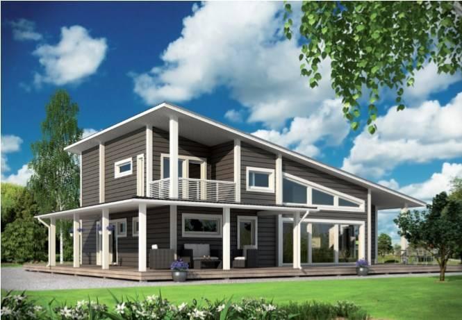 Maison en Bois et Ossature Bois par le constructeur Maison Bois TB Environnement